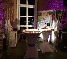 Auch wir stellen auf der Hochzeitsmesse im Schloss Heeren aus. Der ideale Ort im Kreis Unna zum Heiraten!