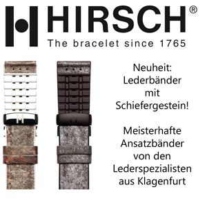 High Performance Lederarmbänder von Hirsch aus Klagenfurt High Performance