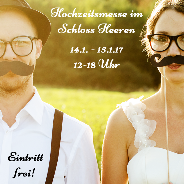 Hochzeitsmesse Schloss Heeren