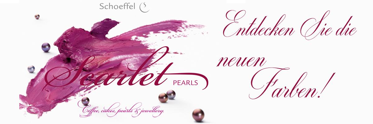 Scarlet - Die neue Perlen - In den Farben Ihres Lippenstifts