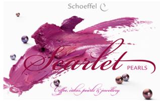 Lipstick lustres - neue feminine Perlfarben - Scarlet Perlen bei Juwelier Becher