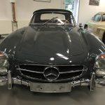 Wunderschöner Roadster von Mercedes 300SL 1958