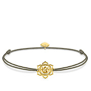 Thomas Sabo Lederarmband Little Secret Flower
