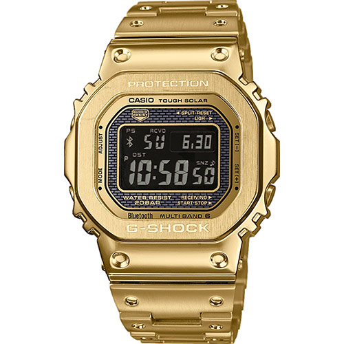 Casio G-SHOCK G-Steel GOLD