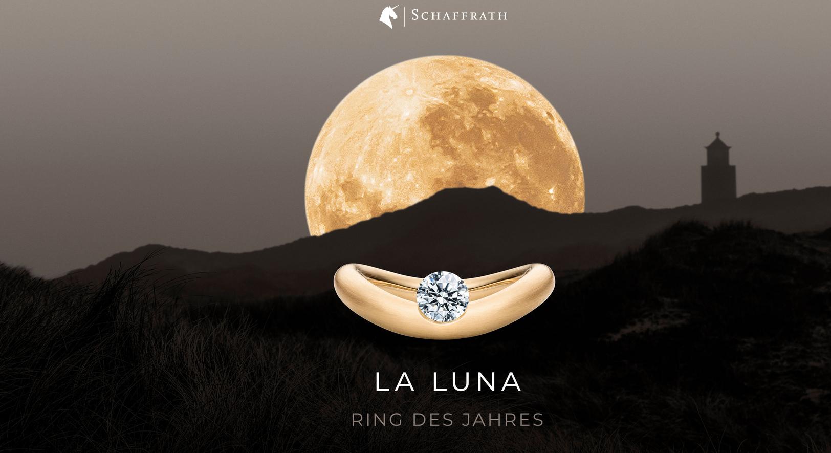 """LA Luna"" Schmuckstück des Jahres"